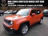 2016 Omaha Orange Jeep Renegade Latitude #111328340