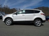 2016 White Platinum Metallic Ford Escape Titanium 4WD #111328442