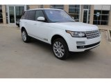 2016 Fuji White Land Rover Range Rover Supercharged #111328590