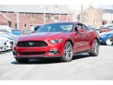 2016 Ruby Red Metallic Ford Mustang EcoBoost Coupe #111328426