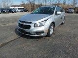 2016 Silver Ice Metallic Chevrolet Cruze Limited LT #111328579