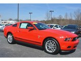 2012 Race Red Ford Mustang V6 Premium Coupe #111328417
