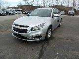 2016 Silver Ice Metallic Chevrolet Cruze Limited LT #111328578