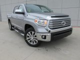 2016 Silver Sky Metallic Toyota Tundra Limited CrewMax #111352117