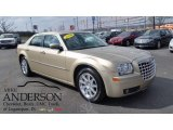 2008 Light Sandstone Metallic Chrysler 300 Touring #111352332