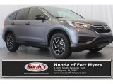 2016 Modern Steel Metallic Honda CR-V SE #111351901