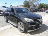 2014 Mercedes-Benz ML 63 AMG