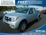 2016 Brilliant Silver Nissan Frontier SV King Cab #111352249