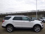 2016 Oxford White Ford Explorer XLT 4WD #111352017