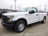 2016 Ford F150 Oxford White