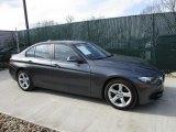 2013 Mineral Grey Metallic BMW 3 Series 320i xDrive Sedan #111389716