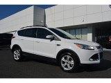 2016 Oxford White Ford Escape SE #111389298
