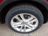 2016 Ford Explorer Limited 4WD Wheel