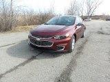2016 Butte Red Metallic Chevrolet Malibu LS #111389475