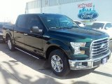 2016 Green Gem Ford F150 XLT SuperCrew #111389237