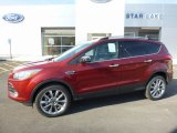 2016 Sunset Metallic Ford Escape SE 4WD #111389666