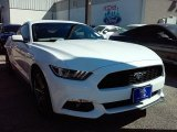 2016 Oxford White Ford Mustang V6 Coupe #111389231