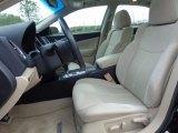 2014 Nissan Maxima Interiors