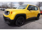 2016 Solar Yellow Jeep Renegade Sport #111428343
