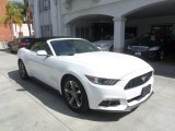 2015 Oxford White Ford Mustang V6 Convertible #111428338
