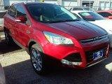2016 Ruby Red Metallic Ford Escape Titanium #111428269
