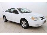 2007 Summit White Chevrolet Cobalt LS Coupe #111428620
