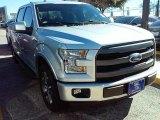 2016 Ingot Silver Ford F150 Lariat SuperCrew #111428267