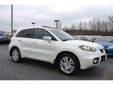 2010 White Diamond Pearl Acura RDX SH-AWD Technology #111428413