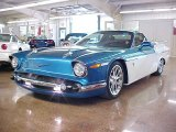 2008 Jetstream Blue Metallic Chevrolet Corvette n2a Motors 789 #11127172