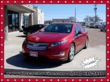 2013 Crystal Red Tintcoat Chevrolet Volt  #111428471