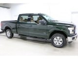 2016 Green Gem Ford F150 XLT SuperCrew 4x4 #111428118