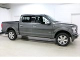 2016 Magnetic Ford F150 Platinum SuperCrew 4x4 #111428090