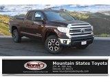 2016 Sunset Bronze Mica Toyota Tundra SR5 CrewMax 4x4 #111461821