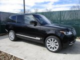 2016 Santorini Black Metallic Land Rover Range Rover Supercharged #111462320
