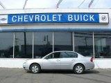 2005 Galaxy Silver Metallic Chevrolet Malibu LS V6 Sedan #11133981