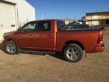2010 Mango Tango Pearl Dodge Ram 1500 ST Crew Cab 4x4 #111461801