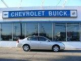 2008 Silverstone Metallic Chevrolet Malibu Classic LT Sedan #11133965