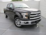 2016 Shadow Black Ford F150 Lariat SuperCrew #111462166