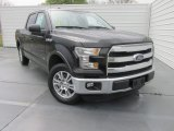 2016 Shadow Black Ford F150 Lariat SuperCrew #111462165