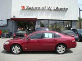 2006 Sport Red Metallic Chevrolet Impala SS #11132685