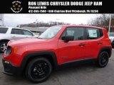 2016 Colorado Red Jeep Renegade Sport #111462226