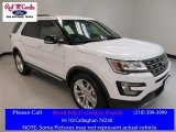 2016 Oxford White Ford Explorer XLT #111461936