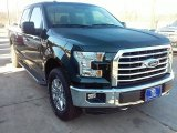 2016 Green Gem Ford F150 XLT SuperCrew 4x4 #111500871