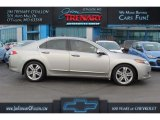 2010 Palladium Metallic Acura TSX V6 Sedan #111500838