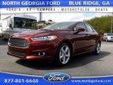 2016 Bronze Fire Metallic Ford Fusion S #111500804