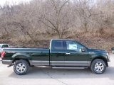 2016 Green Gem Ford F150 XLT SuperCab 4x4 #111520842