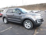 2016 Magnetic Metallic Ford Explorer XLT 4WD #111523211