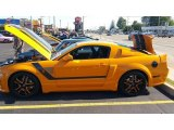 2007 Grabber Orange Ford Mustang GT Deluxe Coupe #111523420