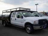 2007 Ford F350 Super Duty Crew Cab Chassis 4x4 Commercial Data, Info and Specs