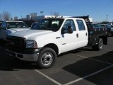 2007 Ford F350 Super Duty Crew Cab Chassis Commercial Data, Info and Specs